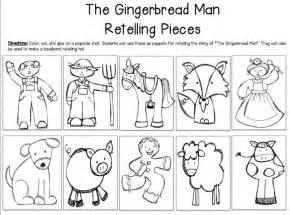 gingerbread story map template run run gingerbread literacy and math unit