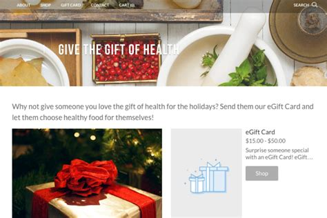 Wordpress Gift Card System - smarter ecommerce custom gift cards applicacious