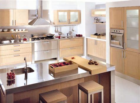 la cocina y los como sobrellevar los problemas de espacio en la cocina