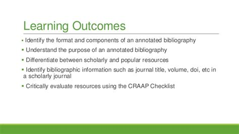 Slides Note Card Template For Apa Annotated Bibliography by Annotated Bibliography 4600