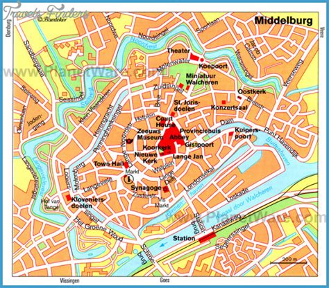 netherlands attractions map netherlands map tourist attractions travelsfinders