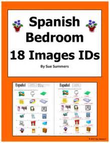 bedroom vocabulary list spanish bedroom items 18 vocabulary ids el dormitorio by
