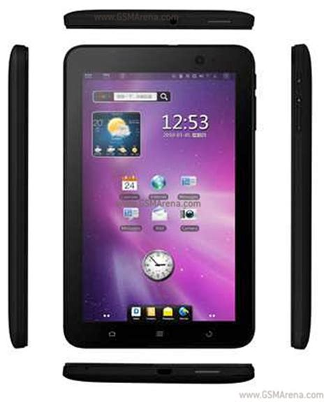 Hp Huawei Ideos S7 Slim zte light tab 2 v9a pictures official photos