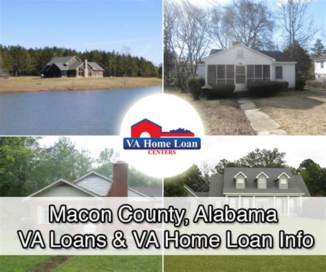 macon county alabama va home loan property info