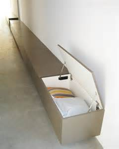 Concrete Cabinets Hallway Bench Seats With Storage Modern Hallway