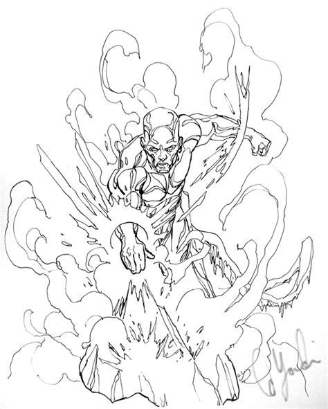 iceman con sketch by davidyardin on deviantart