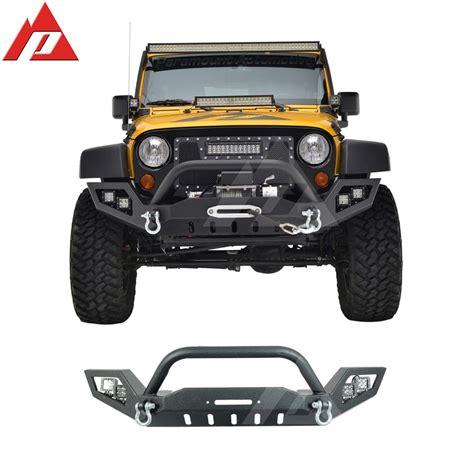 width of jeep wrangler 07 16 jeep wrangler jk lp3 width front bumper auto