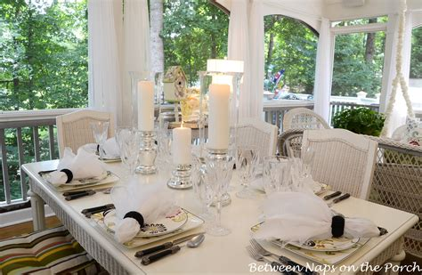 beautiful table elegant candlelit summer tablescape table setting