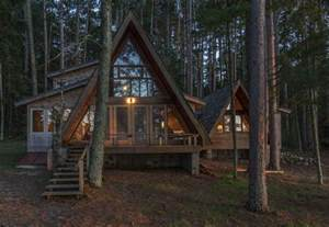 Dale Mulfinger 1000 Ideas About A Frame Cabin Plans On Pinterest A