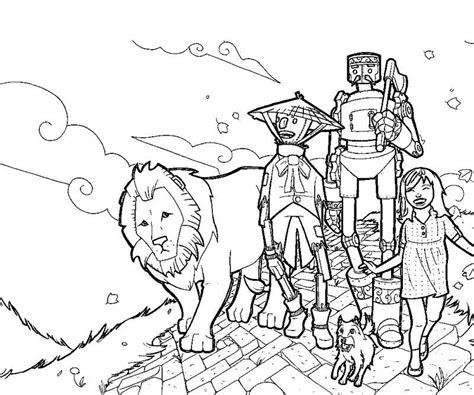 wizard of oz coloring pages download wizard of oz coloring pages collections gianfreda net