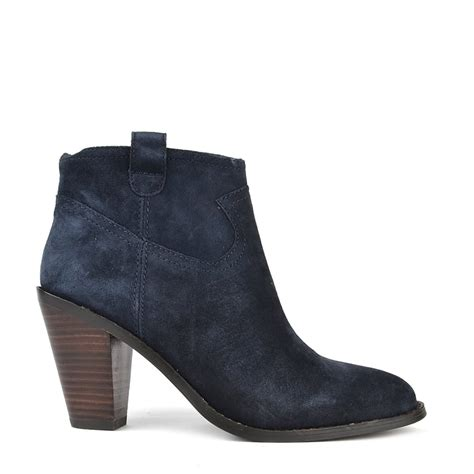 ash shoes shop ash footwear for blue suede boots the ivana is