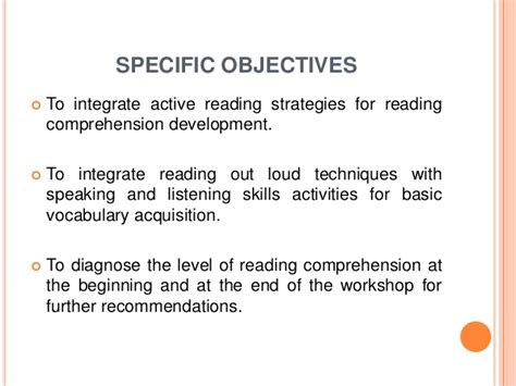 thesis about reading comprehension strategies teaching reading comprehension skills thesis