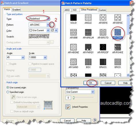 tutorial autocad commands hatch command tutorial in autocad 2012