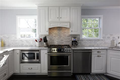 kitchen renovation from closed in colonial to open