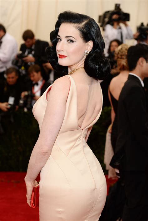 dita von teese house dita von teese in zac posen gown 2014 met costume institute gala