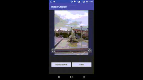 Android Image Cropper