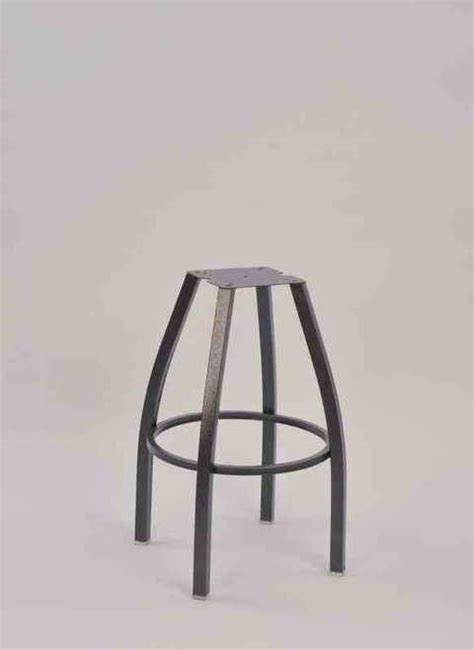 Bar Stool Frames Replacement by Tulip Chair Base Bar Stool Base Replacement Seats And