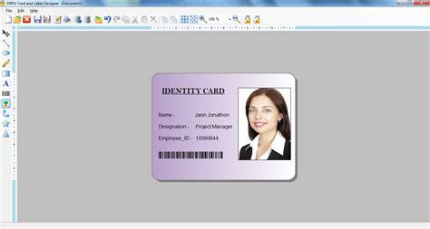 id card design creator id card maker software label designing tool download bulk