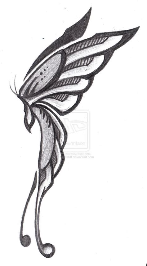 side butterfly tattoo designs 17 best images about tatoo on back tattoos