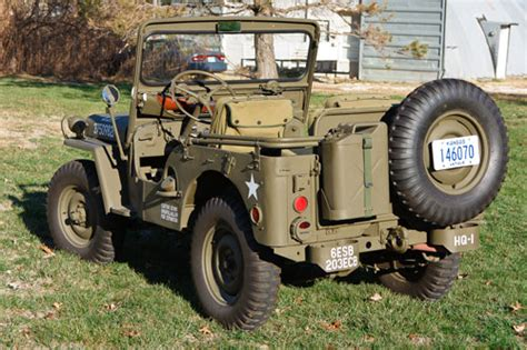 M38 Jeep Parts Mike Finley