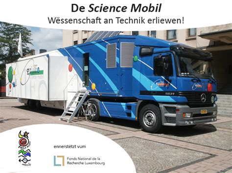 Lu Mobil science mobil