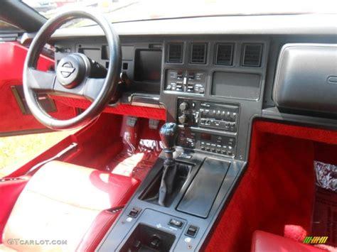 corvette dashboard 1986 chevrolet corvette remove dashboard image gallery