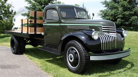 1946 chevrolet truck 1946 chevrolet stake truck f125 des moines 2010