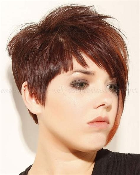 latest asymmetrical short hairstyles