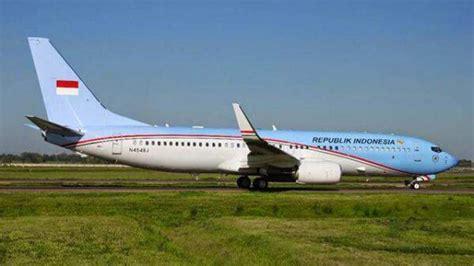 Pesawat Kepresidenan Ri Boeing 737 800ng pesawat terbang indonesia selalu membanggakan