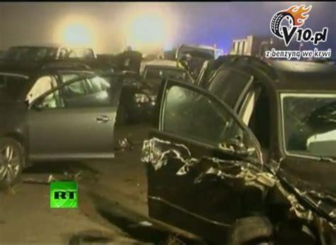 najnowszy film rambo mega crash video 52car pileup on german autobahn flv1