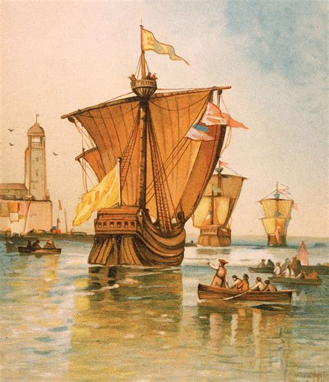 facts about christopher columbus boats 5 unbelievable facts about christopher columbus