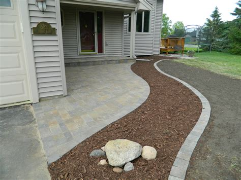 ft decorative plastic brick edging rg825 at the home