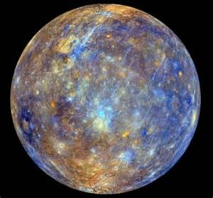 what color is mercury the planet will save viola in everything