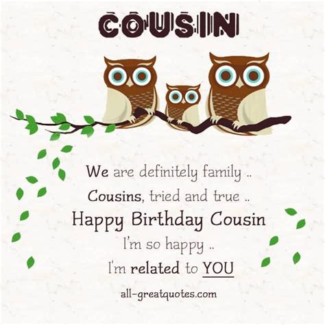 Birthday Quotes For A Cousin Download Free Birthday Wishes For Cousin Male And Female