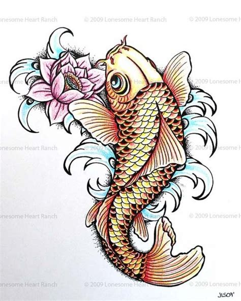 30 koi fish tattoo designs with meanings inside exclusive