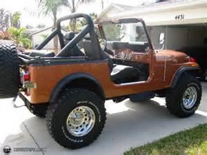 1983 Jeep Cj7 1983 Jeep Cj7 4 Inch Lift With 35 Quot Bf Goodrich Mud