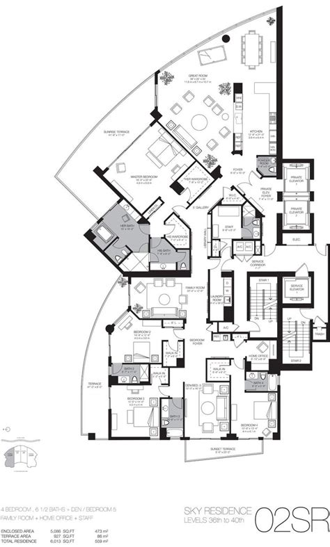 floor plans for luxury homes luxury home floor plans miami luxury real estate