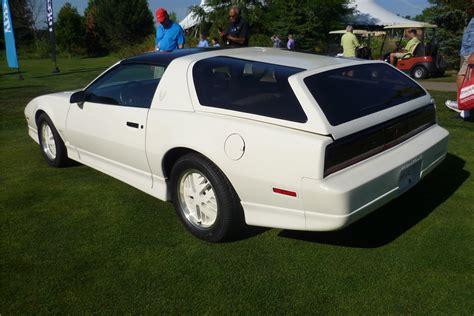 Pontiac Trans Am Concept by 1985 Pontiac Trans Am Kammback Concept 200963