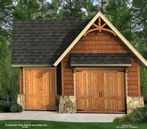 Cabin Plans With Garage Annalise Cottage House Plan Cabin House Plans