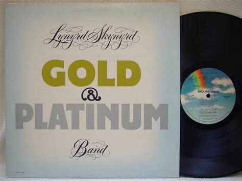 Cd Lynyrd Skynyrd Gold lynyrd skynyrd gold and platinum the records lps vinyl and cds musicstack