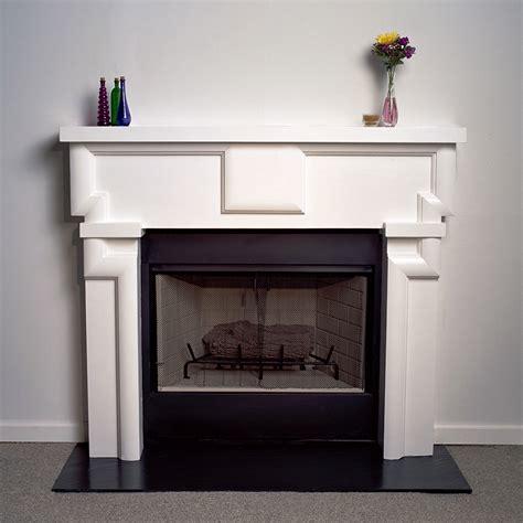 Plaster Fireplace Mantels by A Plus Inc Lanier 42
