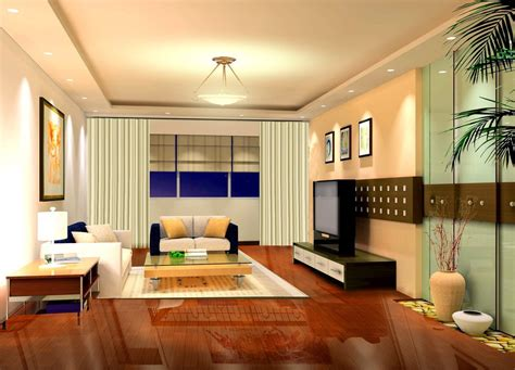 Modern House Living Room Designs Picture