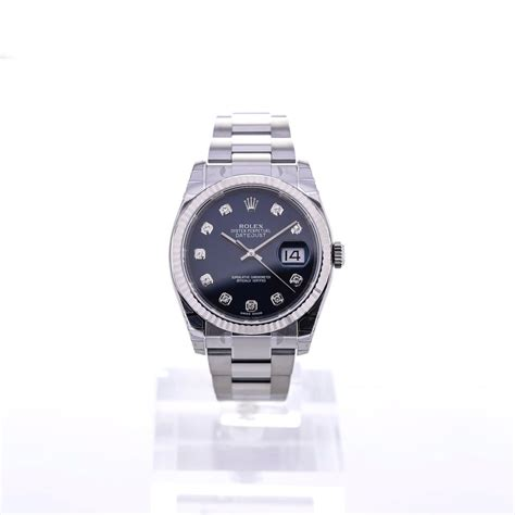Rolex Oyster Datejust Rg Sepasang buy rolex oyster perpetual datejust 36mm diamonds montredo