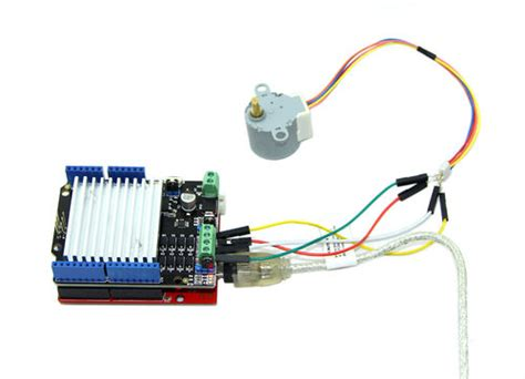 tutorial arduino deutsch seeed studio shield moteur 2 x 1 6 a 105030001