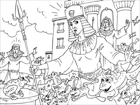 imagenes biblicas para colorear de moises dibujo para colorear del antiguo y nuevo testamento imagui