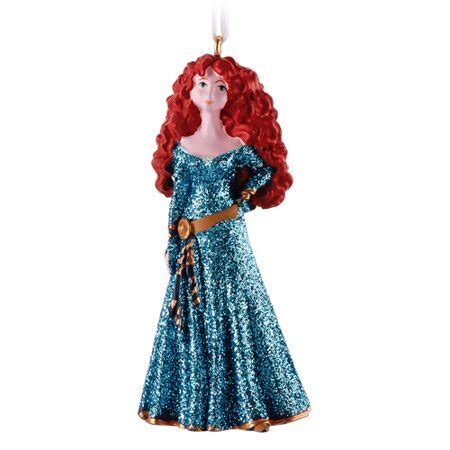 merida christmas ornament hallmark princess merida ornament walmart