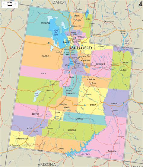 salt lake city usa map utah map salt lake city