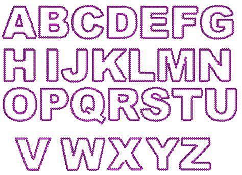 font design a z letter designs a z gallery
