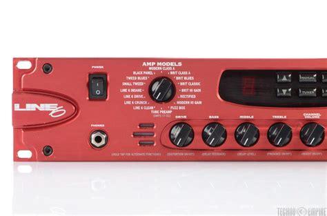 Line 6 Rack by Line 6 Pod Pro Rack Multi Effect Guitar Processor