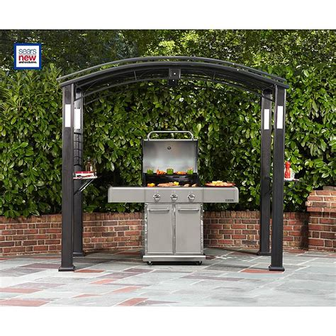 Lighted Gazebo With Speakers by Grand Resort Gf 11s087x Grill Gazebo With Lights